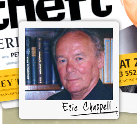 Eric Chappell Productions - Eric Chappell Productions - BAFTA award winner and writer of Rising Damp